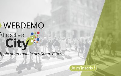 Attractive City, Application mobile des smart cities